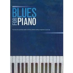 Blues for piano (opr. miękka)