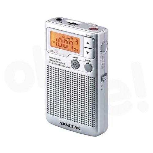 Radioodbiorniki, Sangean DT-250