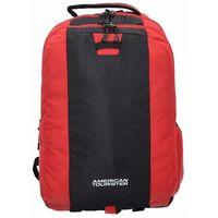 """Pokrowce, torby, plecaki do notebooków, Plecak komputerowy SAMSONITE AMERICAN TOURISTER Urban Groove 3 24G00003 (15,6""""; kolor czerwony) ZAPISZ SIĘ DO NASZEGO NEWSLETTERA, A OTRZYMASZ VOUCHER Z 15% ZNIŻKĄ"""