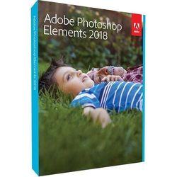 Adobe Photoshop Elements 2018 PL WIN BOX Photoshop Elements 2018 umożliwia automatyczne porządkowanie fotografii, nadawanie im doskonałego wyglądu przy użyciu inteligentnych opcji, tworzenie wspaniałych filmów oraz ułatwia dzielenie się swoimi wspomnieniami i projektami.