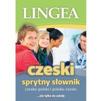 Słowniki, encyklopedie, Czesko-polski polsko-czeski sprytny słownik - Dostawa 0 zł (opr. miękka)