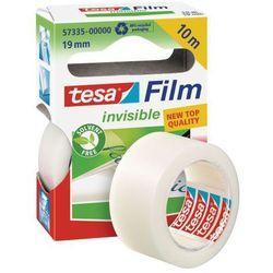 Taśma klejąca Tesa Film Invisible 19mmx10m mleczna 57335