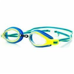 Okulary pływackie SPOKEY Kobra Niebiesko-żółty