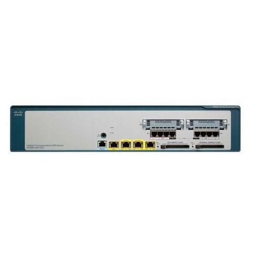 Pozostały sprzęt sieciowy, UC560-T1E1-K9 Cisco UC560 System with 4 FXO, 1 T1/E1, 1 VIC Slot