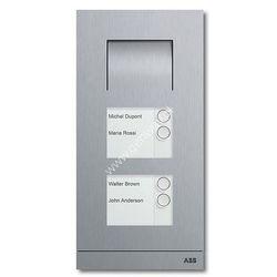 ABB Zewnętrzna stacja audio (83102/4-660-500) 83102/4-660-500 - Autoryzowany partner ABB, Automatyczne rabaty.