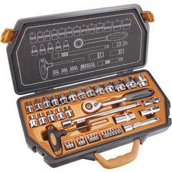 Zestaw kluczy nasadowych NEO 1/2 cala 08-621 (42 elementy)