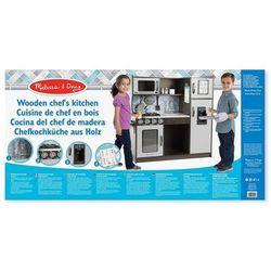 Drewniana Kuchnia Master Chefa - Melissa & Doug - Montessori