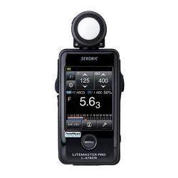 SEKONIC L-478DR LITEMASTER PRO PocketWizard