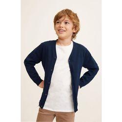 Mango Kids - Kardigan dziecięcy Nick 104-164 cm