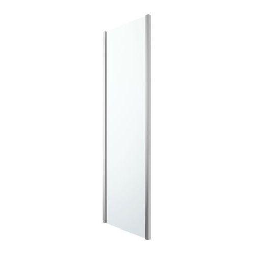Ścianki prysznicowe, Ścianka prysznicowa GoodHome Beloya 70 cm chrom/transparentna