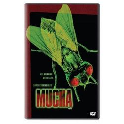 Mucha (film z polskim lektorem) - David Cronenberg DARMOWA DOSTAWA KIOSK RUCHU
