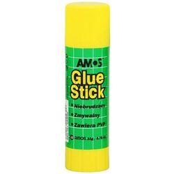 Klej w sztyfcie 22 g. Glue Stick Amos 20 szt.