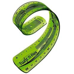 Linijka 30cm niełamliwa Maped Twist'n Flex
