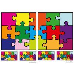 Naklejka Puzzle 74106