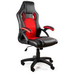 Fotel gamingowy Unique DYNAMIQ V7 tapicerowany - kolory - ZŁAP RABAT: KOD50