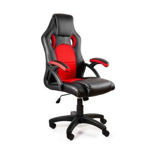 Fotele dla graczy, Fotel gamingowy Unique DYNAMIQ V7 tapicerowany - kolory - ZŁAP RABAT: KOD50