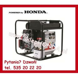 EP300XE Agregat spawalniczy HONDA 400V el.