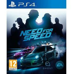 EA Games gra Need for Speed na konsolę Play Station 4 - BEZPŁATNY ODBIÓR: WROCŁAW!