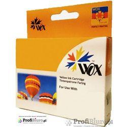 Tusz WOX-E2712N Cyan do drukarek Epson (Zamiennik Epson T2712 / 27XL) [10.4ml]
