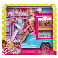 Lalki dla dzieci, Lalka Barbie i jej mobilny bufecik FTF94