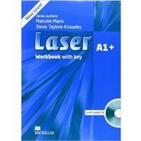 Książki do nauki języka, Laser A1+ WB with key /CD gratis/ (opr. miękka)