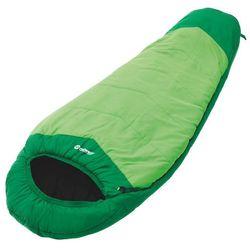 Outwell Convertible Junior Śpiwór Dzieci zielony Śpiwory syntetyczne Przy złożeniu zamówienia do godziny 16 ( od Pon. do Pt., wszystkie metody płatności z wyjątkiem przelewu bankowego), wysyłka odbędzie się tego samego dnia.