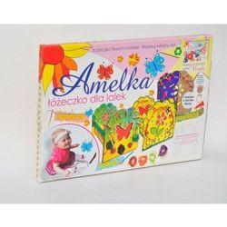 Łóżeczko dla lalek - Amelia