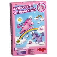 Gry dla dzieci, Gra - Jednorożce w chmurkach (Wer. PL)