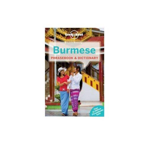 Przewodniki turystyczne, Burmese