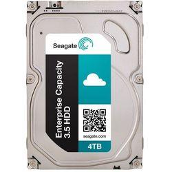 Dysk twardy Seagate ST4000NM0034 - pojemność: 4 TB, cache: 128MB, SAS, 7200 obr/min
