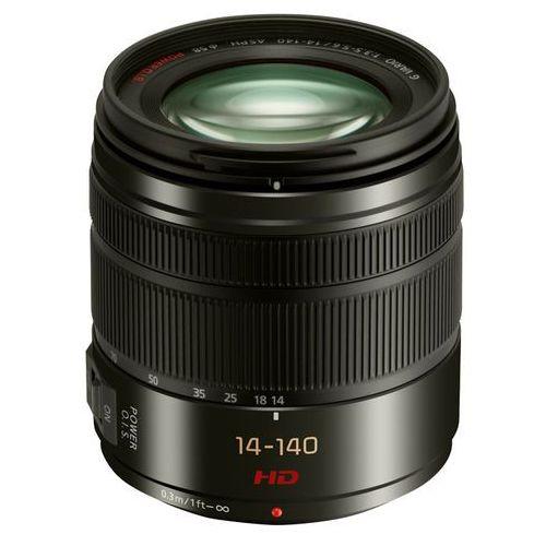 Obiektywy fotograficzne, Panasonic Lumix G Vario 14-140mm/F3.5-5.6 ASPH./Power O.I.S H-FS14140
