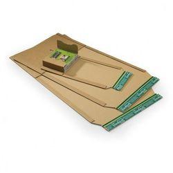 Uniwersalne koperty kartonowe wysyłkowe z tektury A4, 100 szt.
