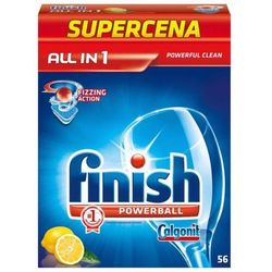 Tabletki do zmywarek FINISH All-In-One op.56 citr.