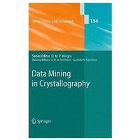 Książki popularnonaukowe, Data Mining in Crystallography