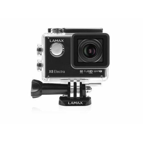 Kamery sportowe, Kamera sportowa LAMAX X8 Electra 4K + DARMOWY TRANSPORT!