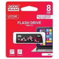 Flashdrive, UCL3 Cl!ck 8GB Black