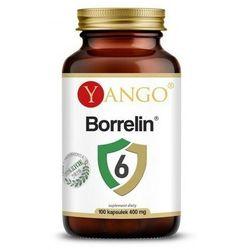 Yango Borrelin 6™ - 100 kapsułek