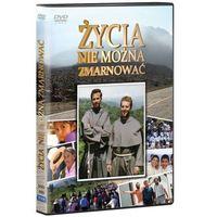 Filmy dokumentalne, Życia nie można zmarnować - Krzysztof Tadej. DARMOWA DOSTAWA DO KIOSKU RUCHU OD 24,99ZŁ