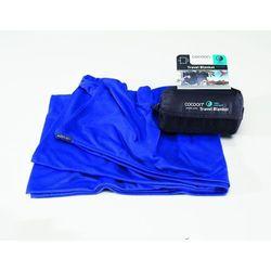 Koc podróżny Cocoon Coolmax - royal blue