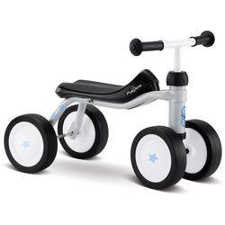 Puky Pukylino Wheel Kids, light grey 2019 Rowery dla dzieci i młodzieży Przy złożeniu zamówienia do godziny 16 ( od Pon. do Pt., wszystkie metody płatności z wyjątkiem przelewu bankowego), wysyłka odbędzie się tego samego dnia.