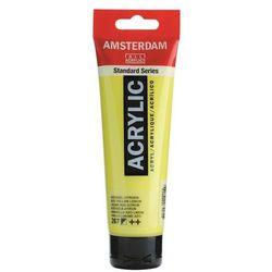 Farba akryl AMSTERDAM 120ml. - azo ylw.lemon 267