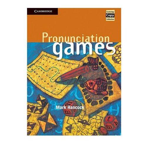 Książki do nauki języka, Pronunciation Games (opr. miękka)