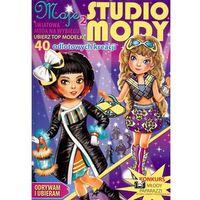 Książki dla dzieci, Moje studio mody 2 (opr. broszurowa)