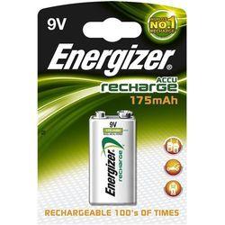 Akumulatorek Energizer 6F22 9V Ni-MH 175mAh 8,4V