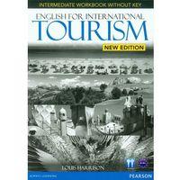 Książki do nauki języka, English for International Tourism New Intermediate Workbook (opr. miękka)