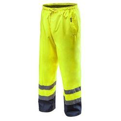 Spodnie robocze wodoodporne żółte XXL NEO