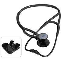 Stetoskopy, Stetoskop kardiologiczny MDF ProCardial ERA 797X lekki 6w1 - czarno-czarny