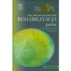 Rehabilitacja psów (opr. twarda)