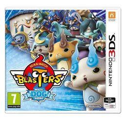 Gra 3DS Yo-kai Watch: Blasters White Dog