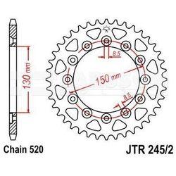 Zębatka tylna stalowa JT 245/2-48, 48Z, rozmiar 520 2300339 Honda XL 600, NX 250